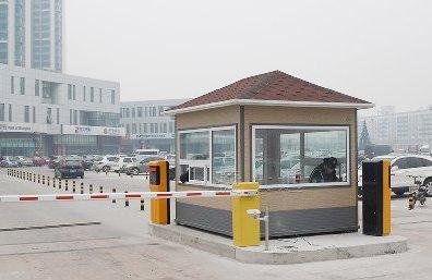 户外停车场大型收费亚虎个人娱乐中心