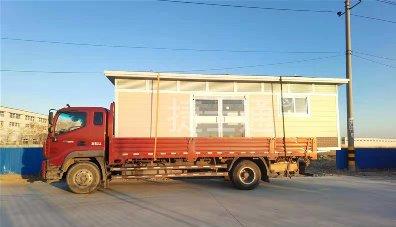 北京垃圾房工厂装车发货