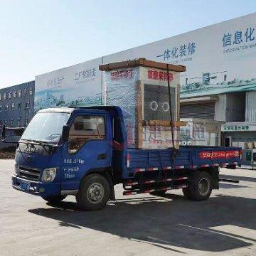 北京防疫核酸采样亭发货