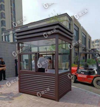天津小区出入口保安亚虎个人娱乐中心