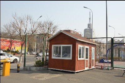 山西太原钢结构仿木纹亚虎个人娱乐中心
